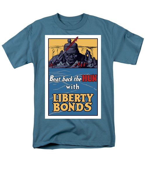 Beat Back The Hun With Liberty Bonds T-Shirt by War Is Hell Store