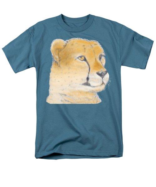 Cheetah 3 Men's T-Shirt  (Regular Fit) by Gilbert Pennison