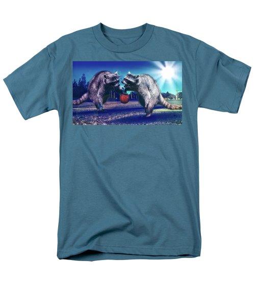 Defense Men's T-Shirt  (Regular Fit) by Jonny Lindner