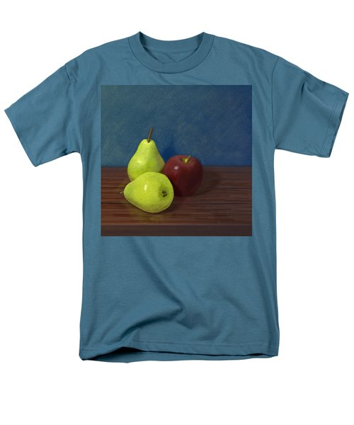 Fruit On A Table Men's T-Shirt  (Regular Fit) by Jacqueline Barden