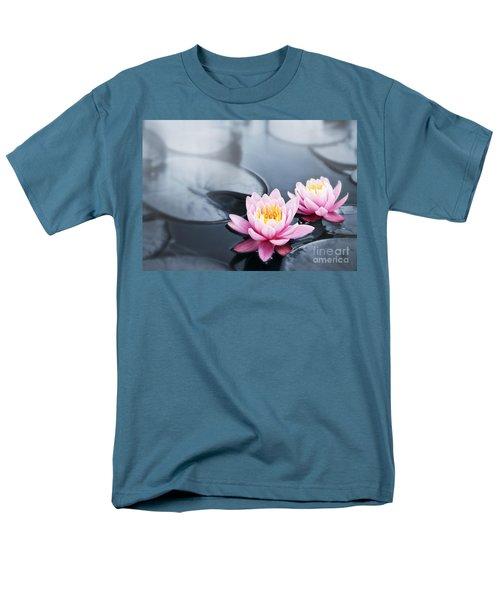 Lotus blossoms T-Shirt by Elena Elisseeva