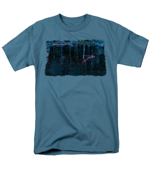 Midnight Spring Men's T-Shirt  (Regular Fit) by John M Bailey