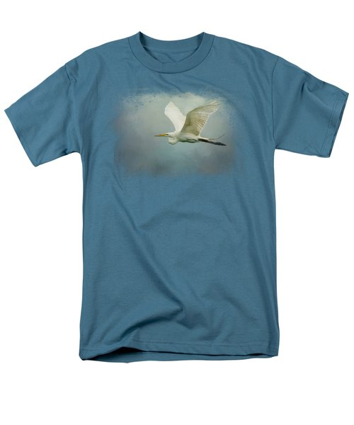 Sea Flight Men's T-Shirt  (Regular Fit) by Jai Johnson