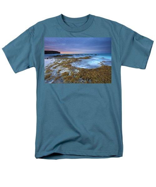 Sunrise Beneath the Storm T-Shirt by Mike  Dawson