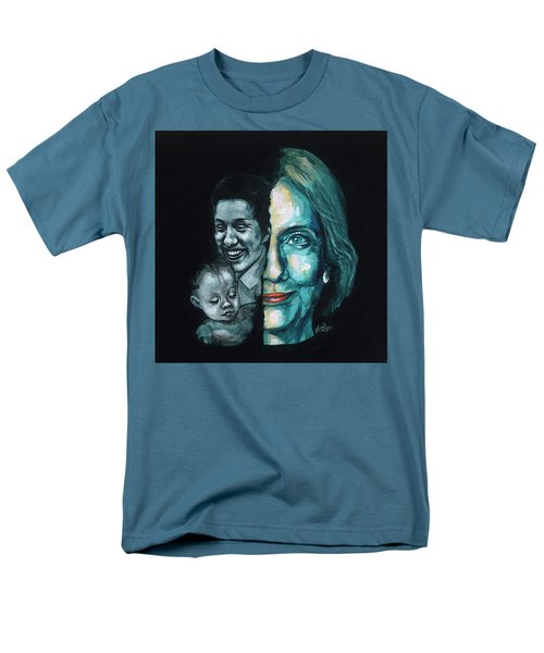 Thanks To Dorothy And Charlotte Men's T-Shirt  (Regular Fit) by Konni Jensen