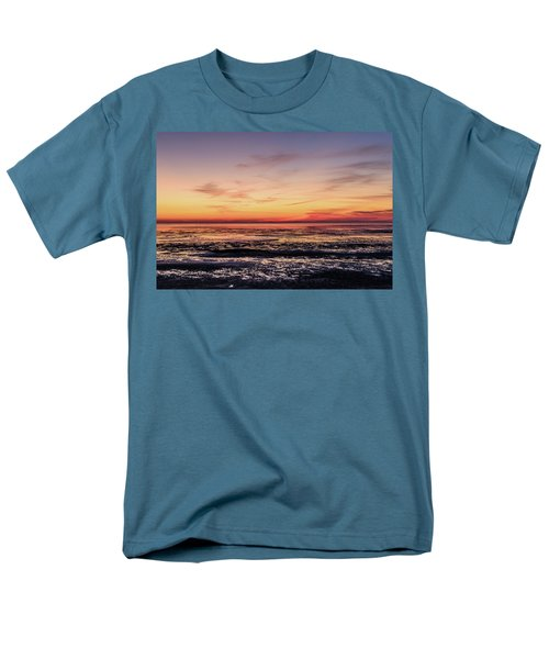 Men's T-Shirt  (Regular Fit) featuring the photograph The Other World by Thierry Bouriat