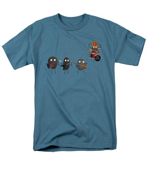 The Stones Men's T-Shirt  (Regular Fit) by David Dehner