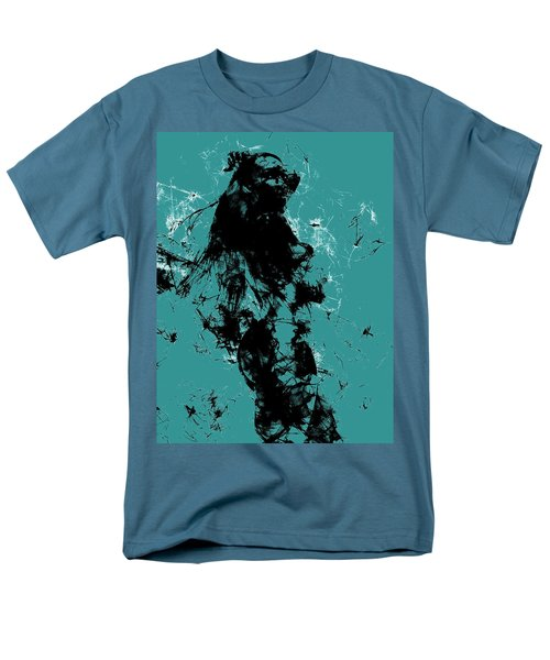 Venus Williams 4f Men's T-Shirt  (Regular Fit) by Brian Reaves