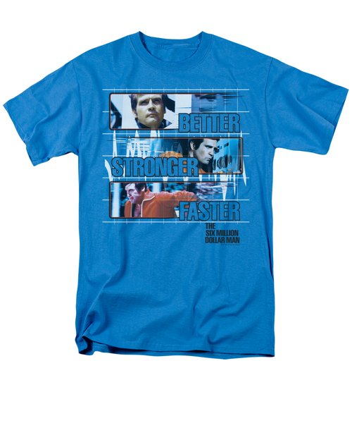 Smdm - Better Stronger Faster Men's T-Shirt  (Regular Fit) by Brand A
