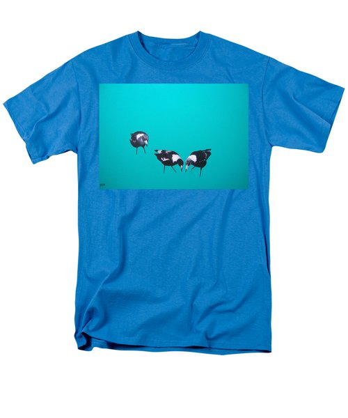 What About Me Men's T-Shirt  (Regular Fit) by Jan Matson
