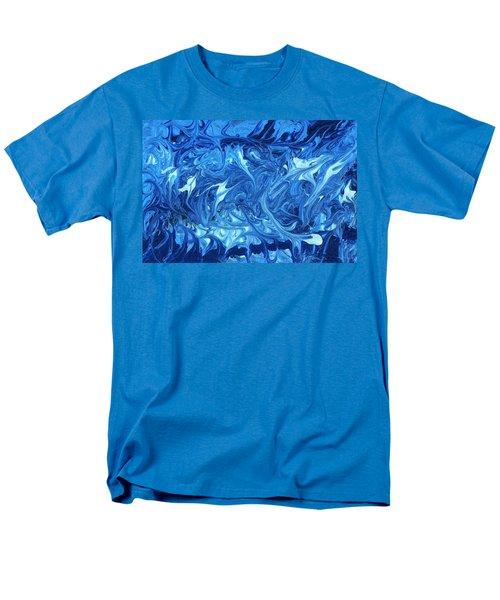 Abstract - Nail Polish - Ocean Deep T-Shirt by Mike Savad