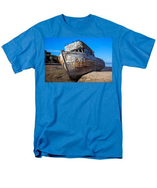 Beached Point Reyes T-Shirt by Garry Gay