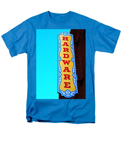 Hardware Store T-Shirt by Chris Berry
