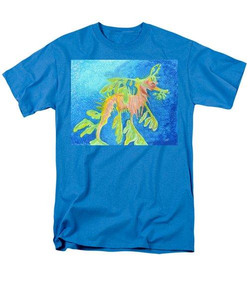 Leafy SeaDragon T-Shirt by Tanya Hamell