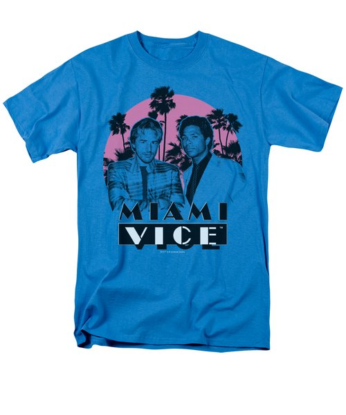 Miami Vice - Stupid Men's T-Shirt  (Regular Fit) by Brand A