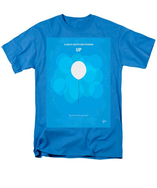 My UP minimal movie poster T-Shirt by Chungkong Art