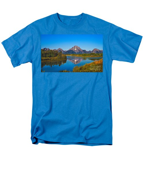 Oxbow Bend II T-Shirt by Robert Bales
