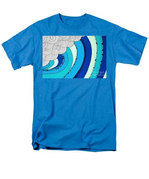 The Curl T-Shirt by Susan Claire
