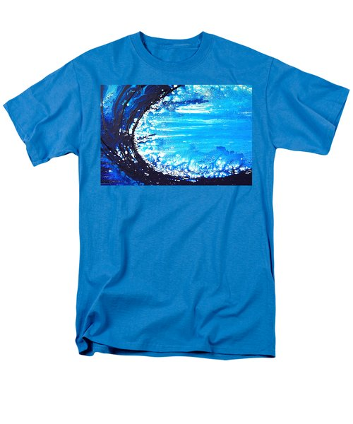 Wave T-Shirt by Sharon Cummings