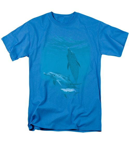 Wildlife - Atlantic Spotted Dolphin Men's T-Shirt  (Regular Fit) by Brand A