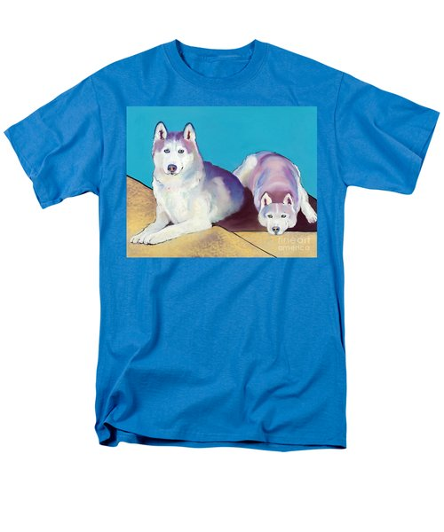 Best Buddies T-Shirt by Pat Saunders-White