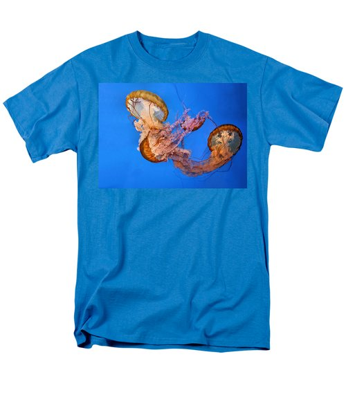 A Trio of Jellyfish T-Shirt by Kristin Elmquist