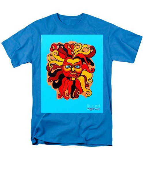 Sun God II T-Shirt by Genevieve Esson