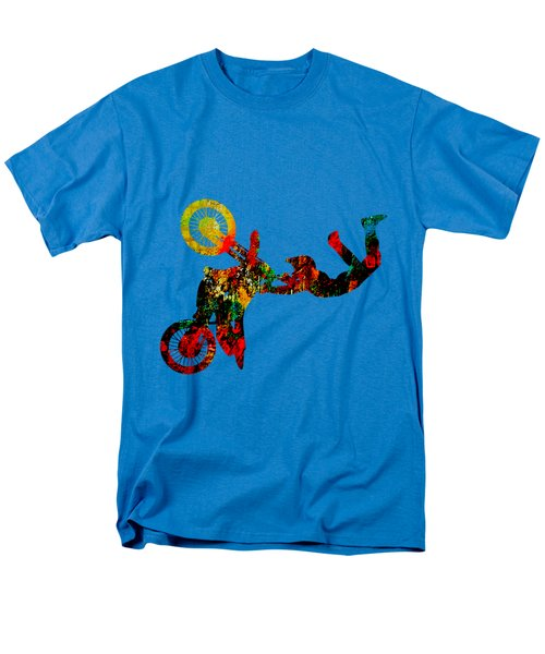 Motocross Collection Men's T-Shirt  (Regular Fit) by Marvin Blaine