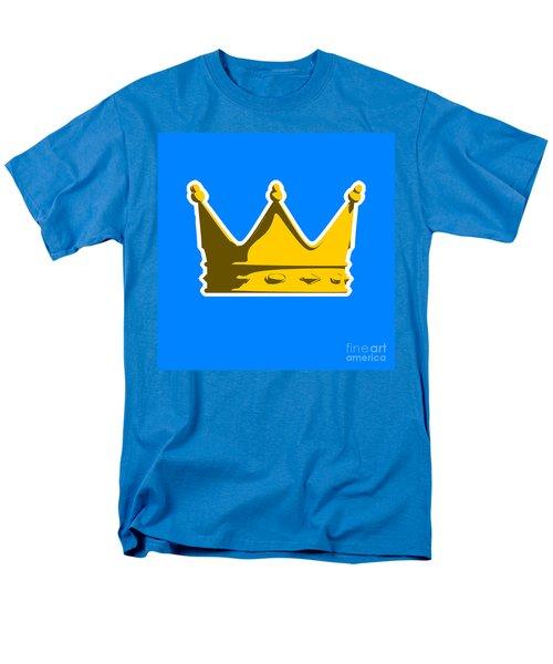 Crown Graphic Design T-Shirt by Pixel Chimp