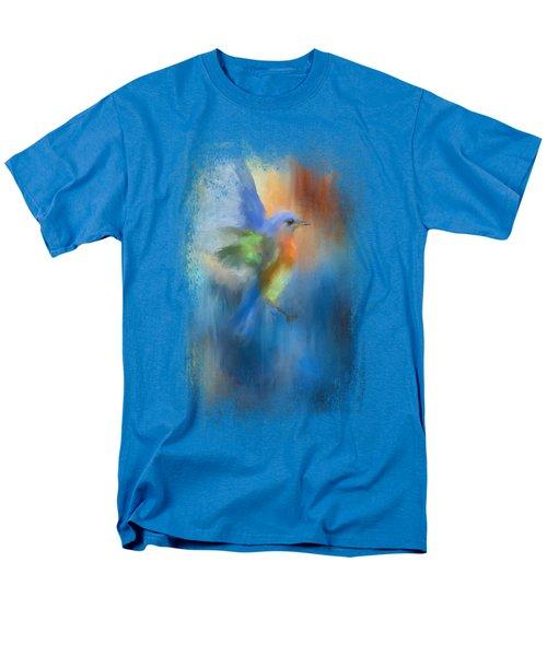 Flight Of Fancy Men's T-Shirt  (Regular Fit) by Jai Johnson