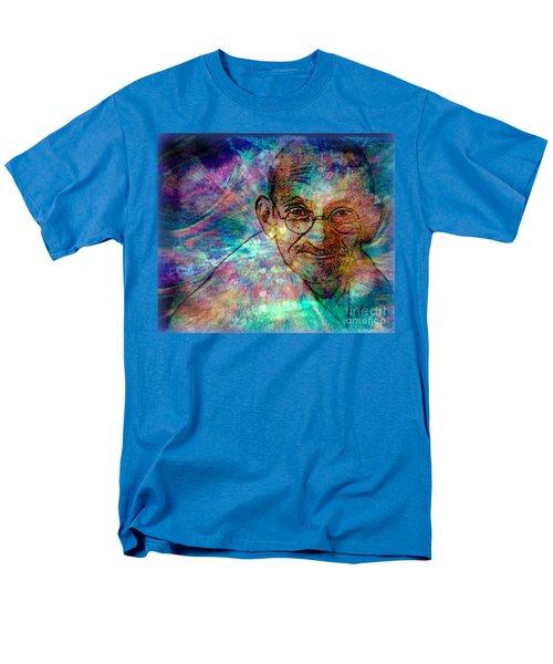 Ghandi T-Shirt by WBK