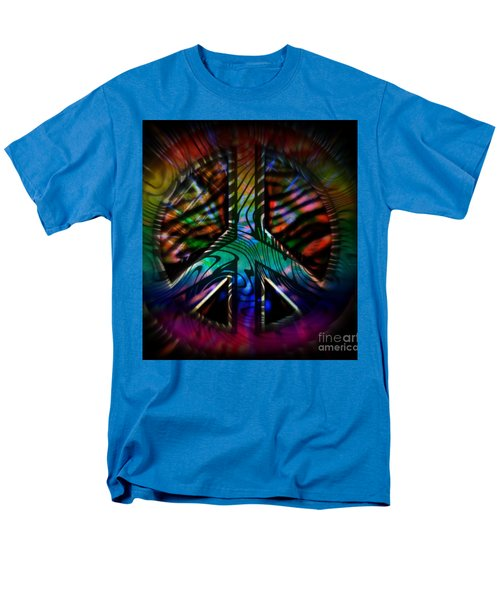 Peace Series #2 T-Shirt by WBK
