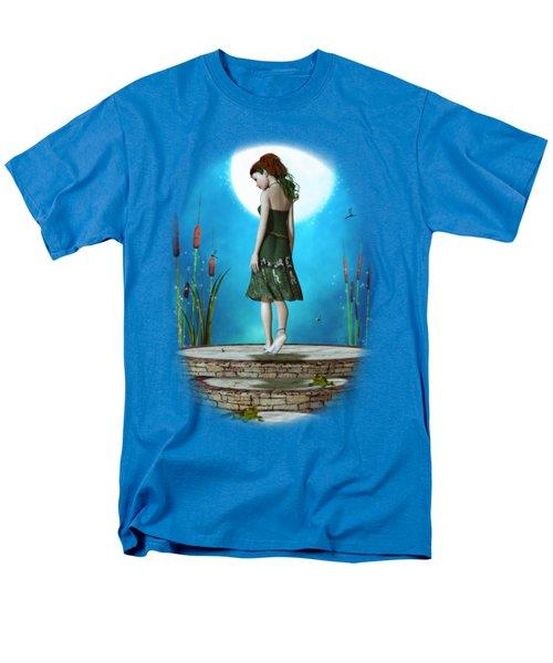 Pond Of Dreams Men's T-Shirt  (Regular Fit) by Brandy Thomas