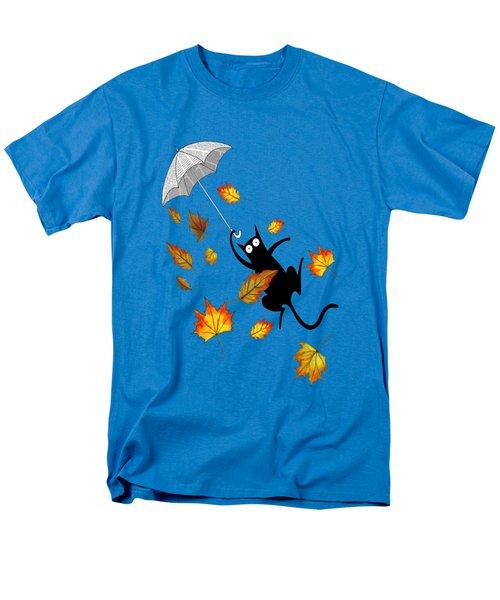 Umbrella Men's T-Shirt  (Regular Fit) by Andrew Hitchen
