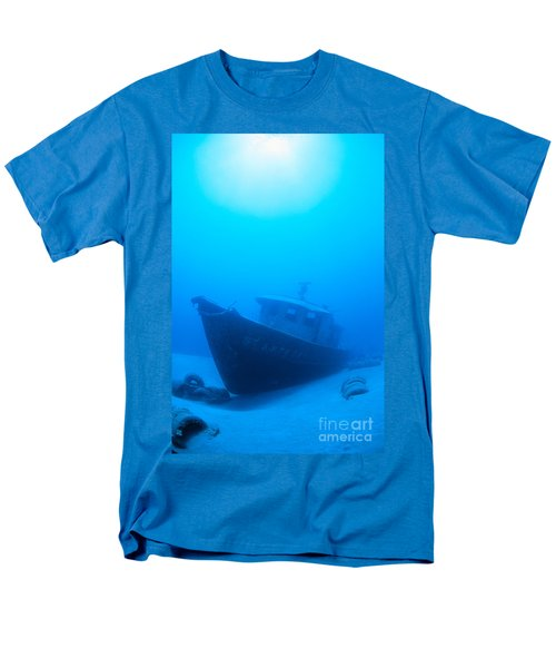 Wreck Of The St. Anthony T-Shirt by Dave Fleetham - Printscapes