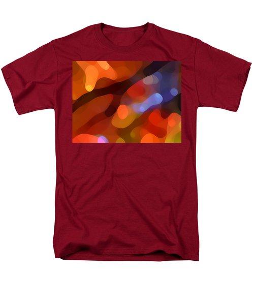 Abstract Fall Light T-Shirt by Amy Vangsgard