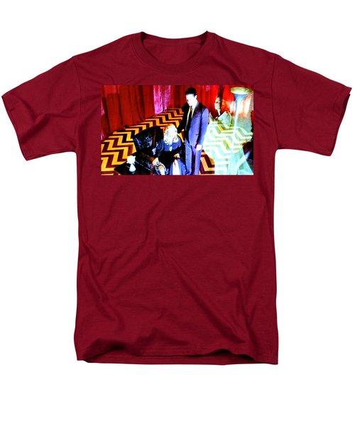 Black Lodge 2013 T-Shirt by Luis Ludzska