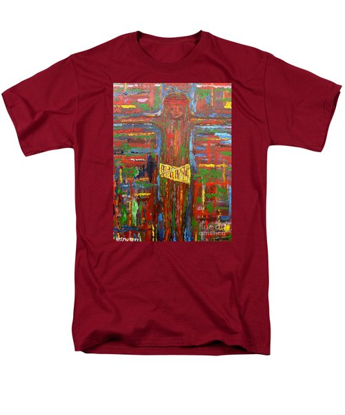 CROSS 3 T-Shirt by Patrick J Murphy