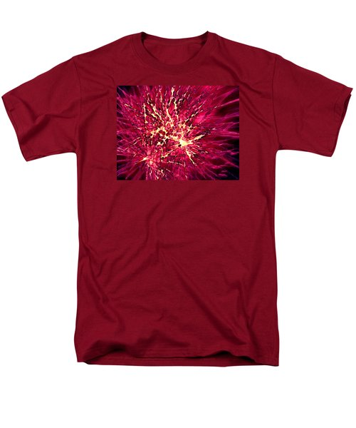 Explosion T-Shirt by Stephanie Hollingsworth