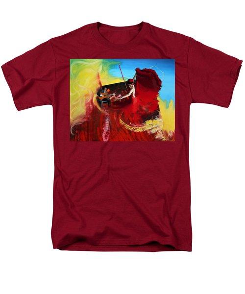 Flamenco Dancer 016 T-Shirt by Catf