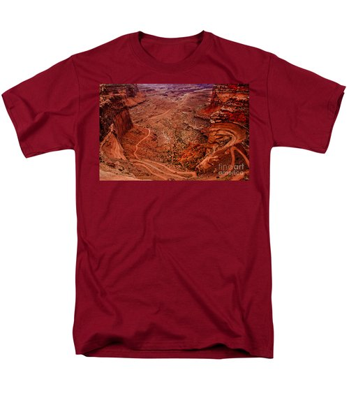 Jeep Trails T-Shirt by Robert Bales