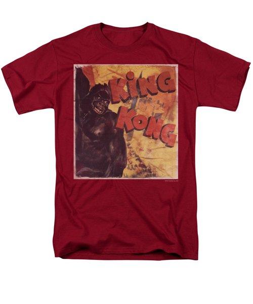 King Kong - Primal Rage Men's T-Shirt  (Regular Fit) by Brand A