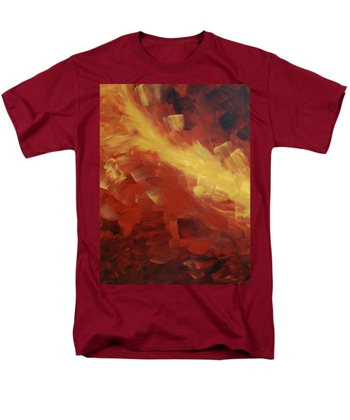 Muse In The Fire 1 T-Shirt by Sharon Cummings