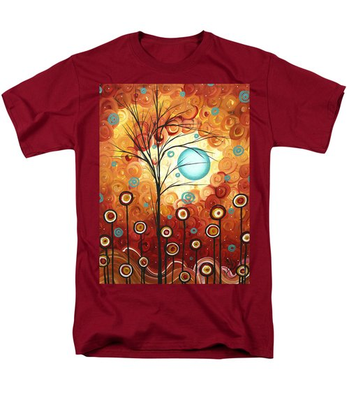 Surrounded by Love by MADART T-Shirt by Megan Duncanson