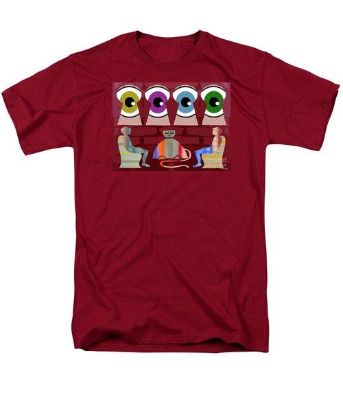 THE NEGOTIATIONS T-Shirt by Patrick J Murphy
