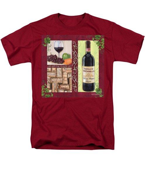 Tuscan Collage 2 T-Shirt by Debbie DeWitt