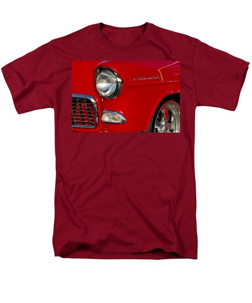 1955 Chevrolet 210 Headlight T-Shirt by Jill Reger