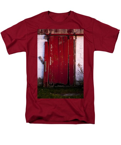 Red Door T-Shirt by Cale Best