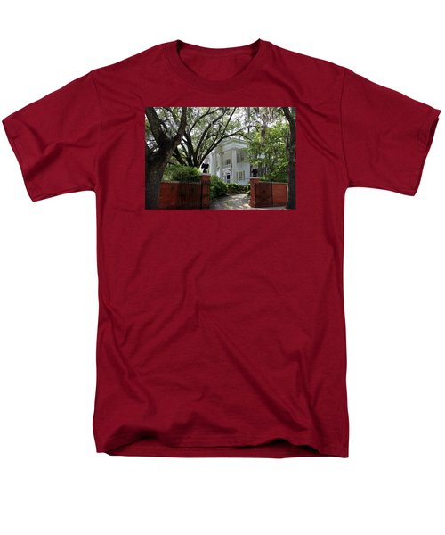 Southern Living Men's T-Shirt  (Regular Fit) by Karen Wiles