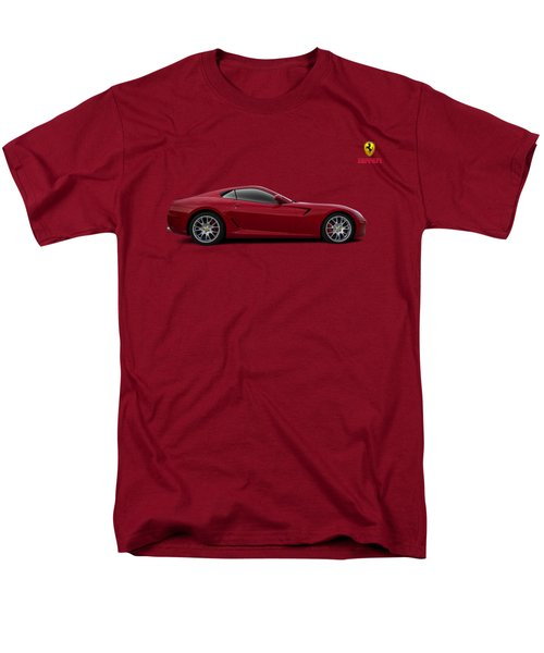 Ferrari 599 Gtb Men's T-Shirt  (Regular Fit) by Douglas Pittman